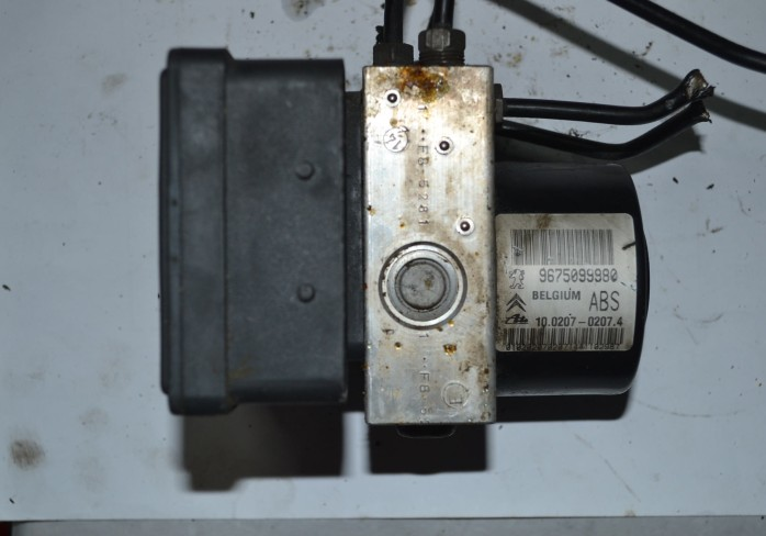 CITROEN C2 C3 ABS BEYNİ 9675099980 - 10.0207-0207.4