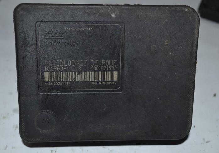 Citroen C5 ABS Beyni 96 355 849 80 - 10.0960-1113.3