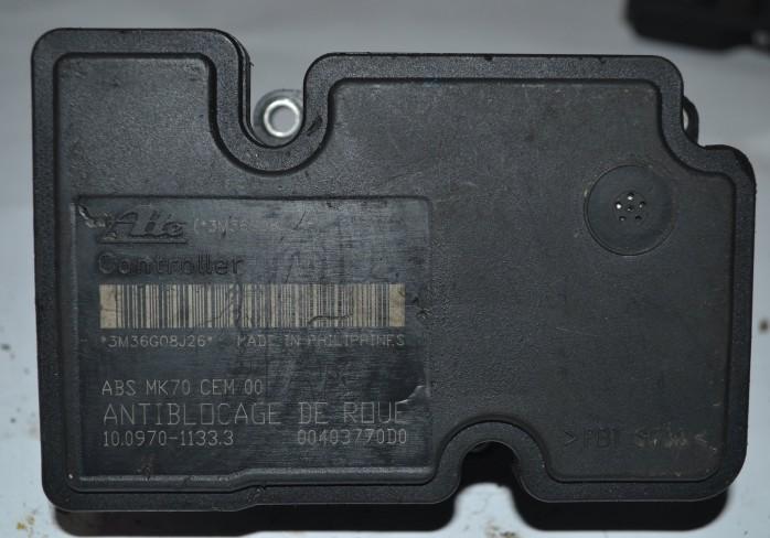 Citroen C5 ABS Beyni 9635584980 - 10.0206-0005.4 -10.0970-1113.3
