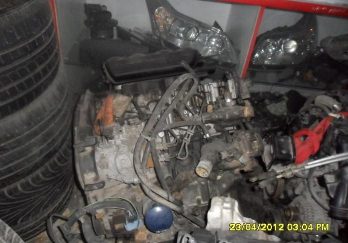 Jumper boxer 2.5 turbo motor