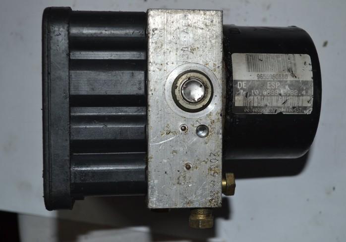 PEUGEOT 206 CC ABS BEYNI 9655960880